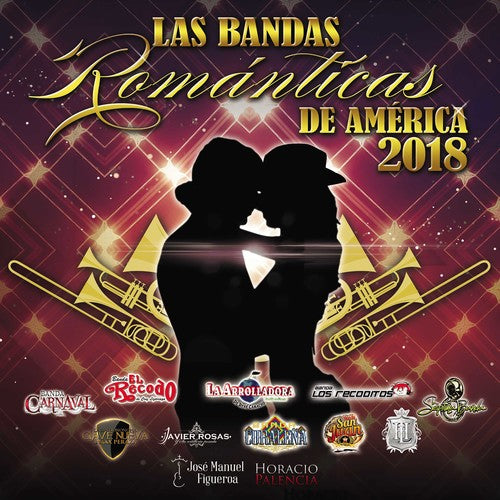 Various Artists: Las Bandas Romanticas De America 2018 (Various Artists)