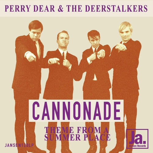 Dear, Perry & Deerstalkers: Cannonade / Theme From A Summer Place
