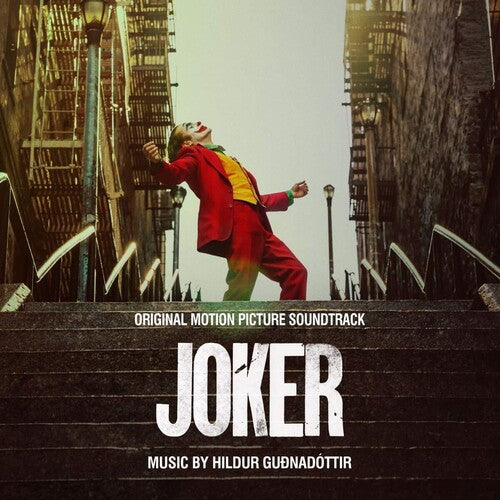 Hildur Guonadottir: Joker (original Motion Picture Soundtrack)