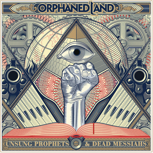 Orphaned Land: Unsung Prophets And Dead Messiahs