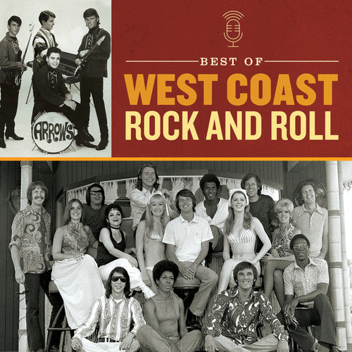 Various Artists: The Best Of West Coast Rock & Roll