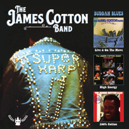 James Band Cotton: Buddah Blues