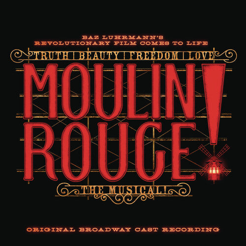 Moulin Rouge: The Musical / O.B.C.R.: Moulin Rouge! The Musical (Original Broadway Cast Recording)
