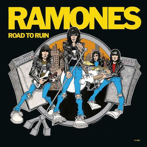 The Ramones: Road To Ruin