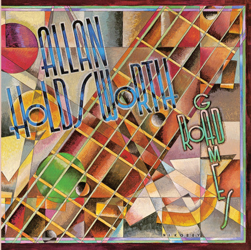 Allan Holdsworth: Road Games