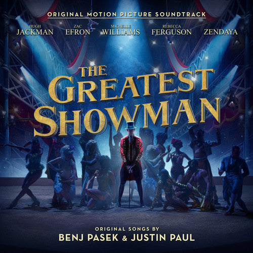 Various Artists: The Greatest Showman (Original Motion Picture Soundtrack)