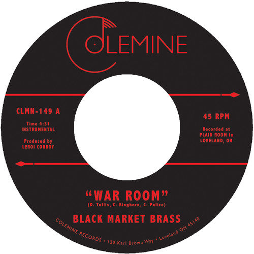 Black Market Brass: War Room / Into The Thick