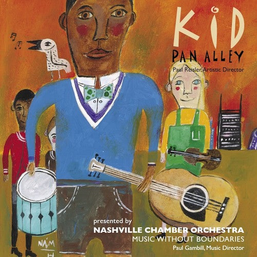 Kid Pan Alley: With The Nashville Chamber Orchestra