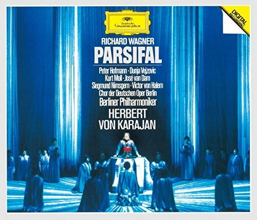 Wagner / Berlin Philharmonic Orchestra: Wagner: Parsifal (UHQCD)