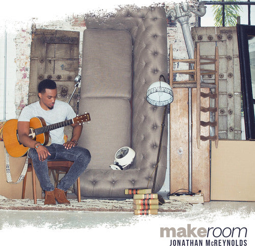 Jonathan McReynolds: Make Room