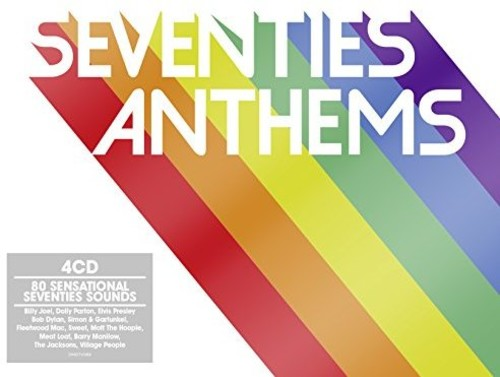 Various Artists: Seventies Anthems / Various