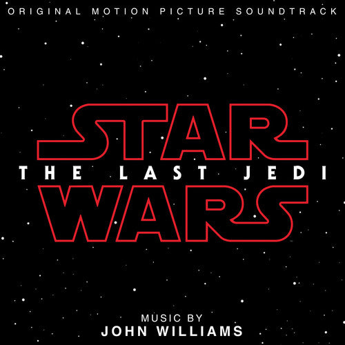 John Williams: Star Wars: Episode VIII: The Last Jedi (Original Motion Picture Soundtrack)