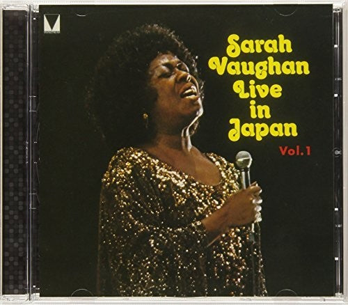 Sarah Vaughan: Live In Japan 1