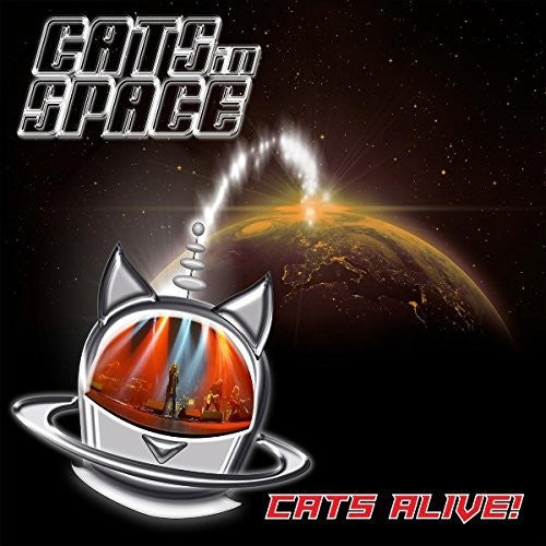 Cats in Space: Cats Alive