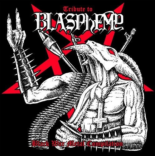 Various Artists: Tribute To Blasphemy