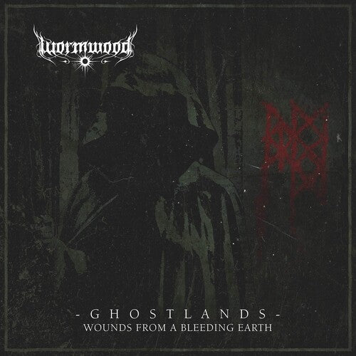 Wormwood: Ghostlands - Wounds From A Bleeding Earth (Green Vinyl)