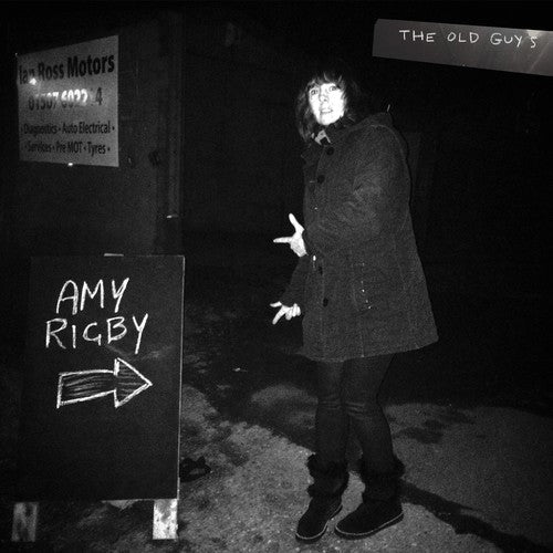 Amy Rigby: Old Guys