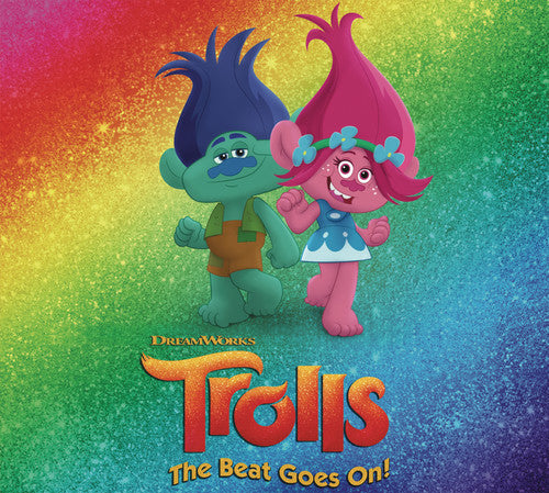 Various Artists: Dreamworks Trolls: The Beat Goes On (Various Artists)