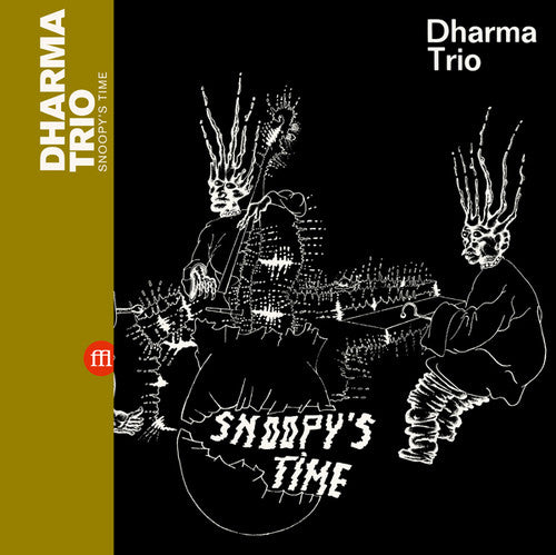 Dharma Trio: Snoopy's Time