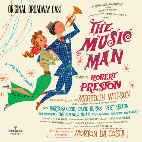 Music Man / Original Broadway Cast / Preston: The Music Man (Original Broadway Cast)