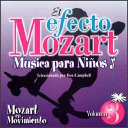Campbell, Don / Mozart: Mozart en Movimiento