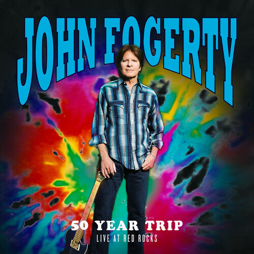 John Fogerty: 50 Year Trip: Live At Red Rocks