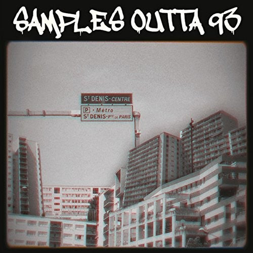 Various Artists: Samples Outta 93 (NTM Original Samples) / Various