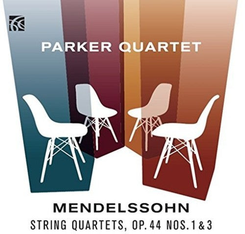 Parker Quartet: String Quartets OP. 44