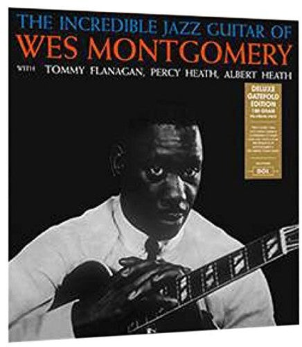 Wes Montgomery: Incredible Jazz Guitar Of Wes Montgomery
