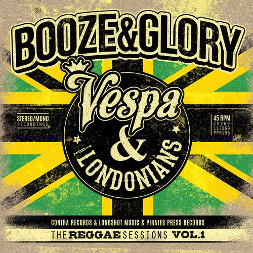 Booze & Glory: The Reggae Sessions, Volume 1