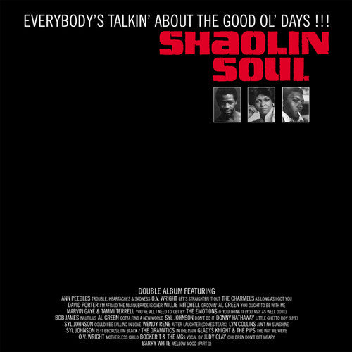 Various Artists: Shaolin Soul Episode 1 (Various Artists)