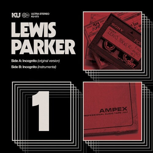 Lewis Parker: The 45 Collection No. 1