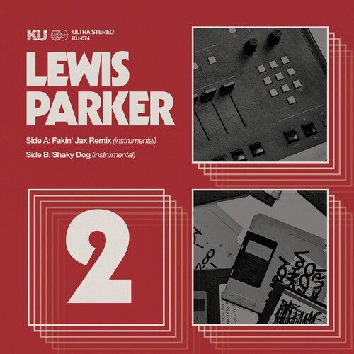 Lewis Parker: The 45 Collection No. 2