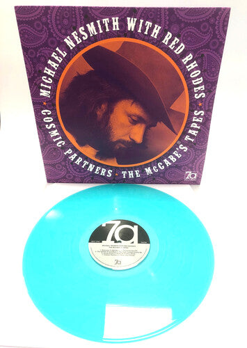 Michael Nesmith: Cosmic Partners: The Mccabe's Tapes (Electric Blue 180gm Vinyl)