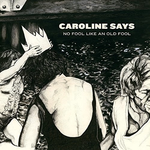 Caroline Says: NO FOOL LIKE AN OLD FOOL