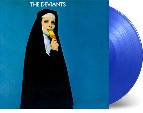 The Deviants: Deviants [Limited Transparent Blue Colored Vinyl]
