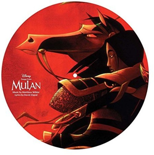 Various Artists: Mulan (Songs From the Motion Picture)