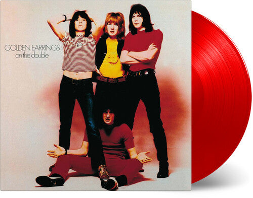 Golden Earrings: On The Double [Limited Red Colored Vinyl]