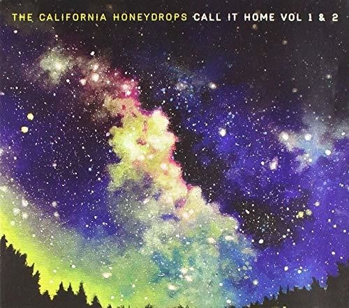 The California Honeydrops: Call It Home, Vol. 1 And 2