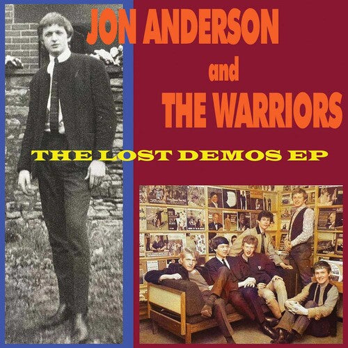 Anderson, Jon & the Warriors: Lost Demos