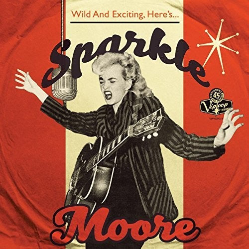 Sparkle Moore: Sparkle Moore