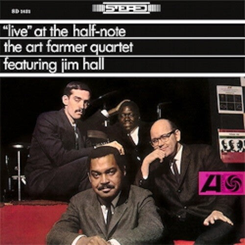 Art Farmer Quartet: Live At The Half-Note