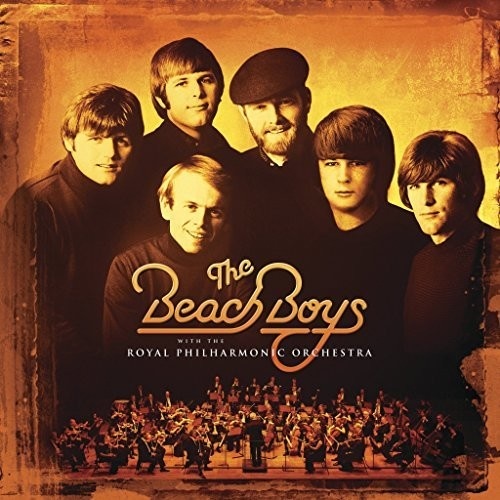 Beach Boys: The Beach Boys With The Royal Philharmonic Orchestra