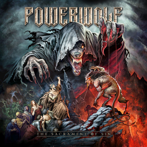 Powerwolf: Sacrament Of Sin