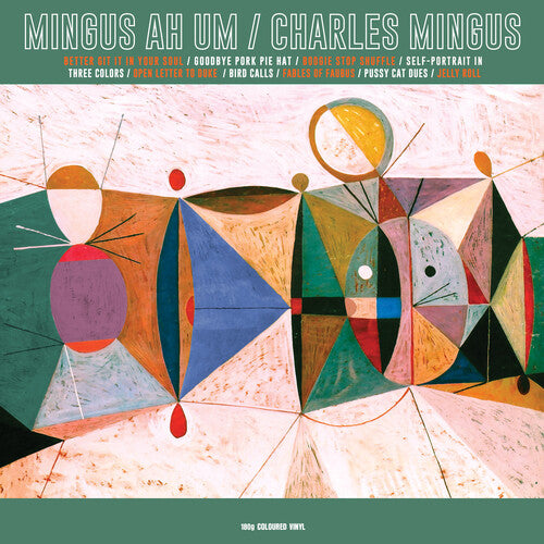 Charles Mingus: Ah Um (180gm Colored Vinyl)