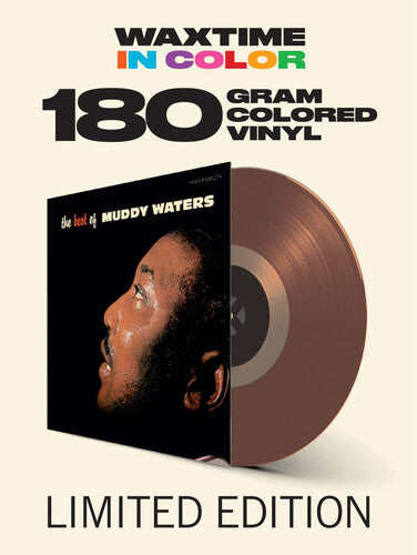 Muddy Waters: Best Of [Limited 180-Gram Brown Colored Vinyl With Bonus Tracks]