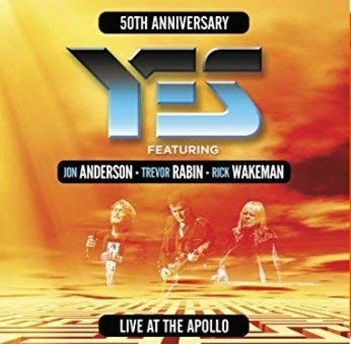 Yes: Yes Live At The Apollo