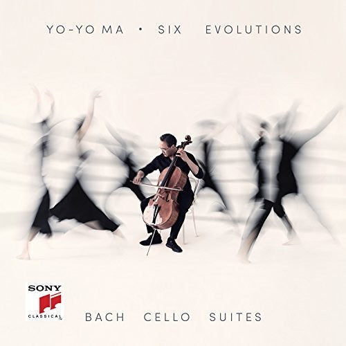 Yo-Yo Ma: Six Evolutions - Bach: Cello Suites