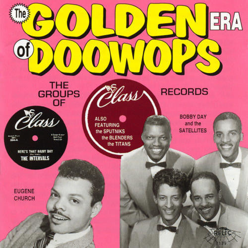 Various Artists: Golden Era of Doowops