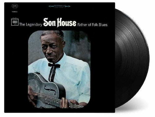 Son House: Father Of Folk Blues